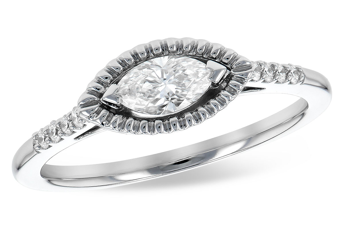 Engagement Ring by Allison Kaufman