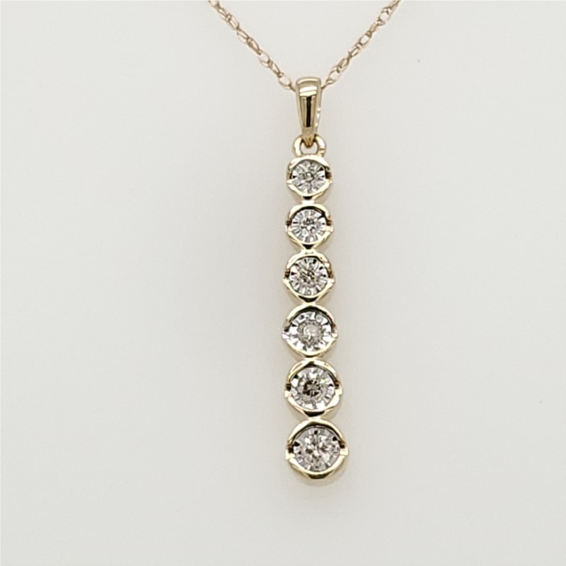 Diamond Necklace by Victor