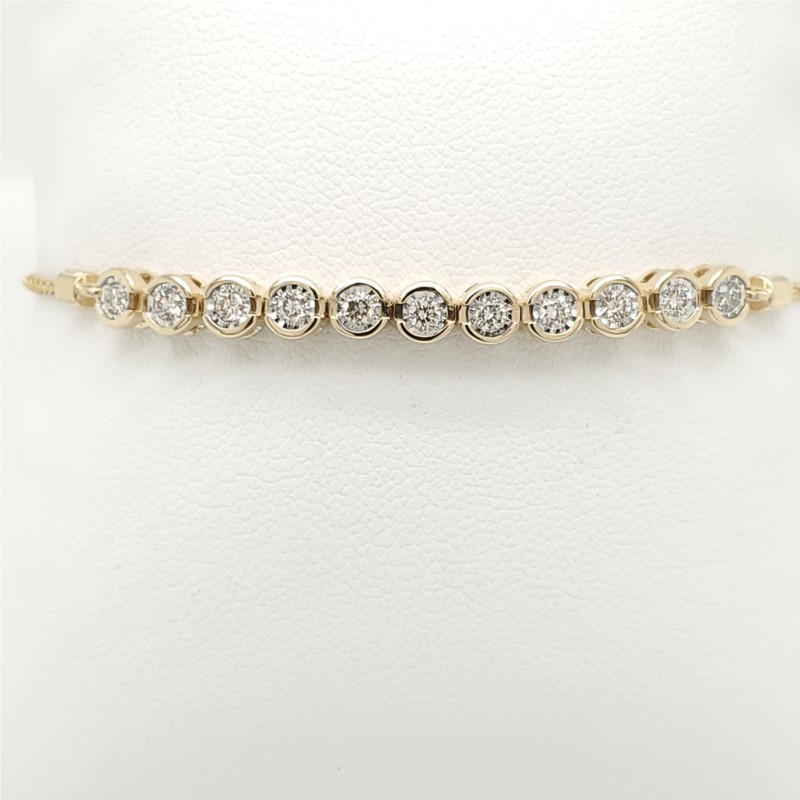 Diamond Bracelet by Victor