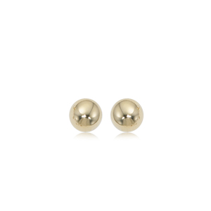 Gold Earrings by Carla Corporation