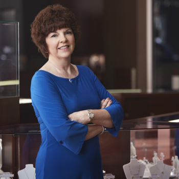 Jo Beth Jones - Meet the jewelry experts at Puckett's Fine Jewelry in Benton, KY